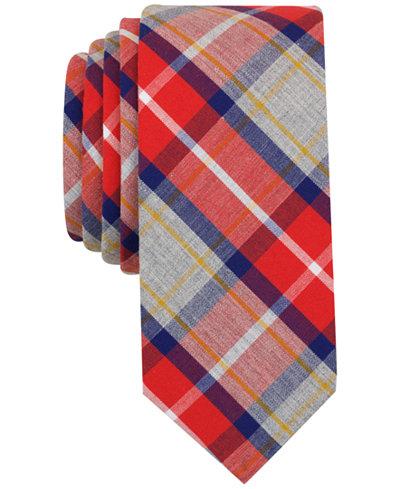 Original Penguin Men's Tobbey Plaid Tie
