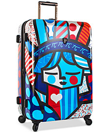 "Heys Britto Freedom 30"" Expandable Hardside Spinner Suitcase"