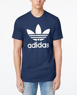 adidas Originales Hombres Originales Trébol Camiseta Camisetas Hombres s Macy Trébol s 1fe64a0 - burpimmunitet.website