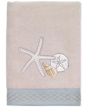 Avanti Seaglass Hand Towel Bedding