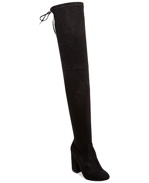 00d4195917a Steve Madden Women's Norri Over-The-Knee Boots & Reviews - Boots ...