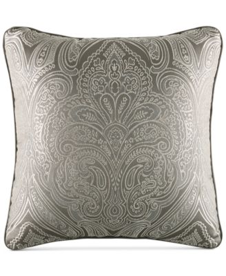 "J. Queen New York Corinna 20"" Square Decorative Pillow"