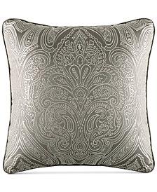 "J. Queen New York Corinna 20"" Square Decorative Pillow"
