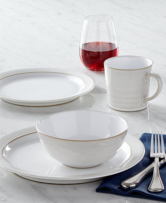 Denby Natural Canvas Collection Dinnerware Dining
