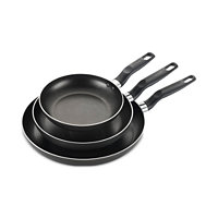 Deals on T-Fal 3-Pc. Fry Pan Set