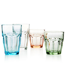 Bormioli Rocco Rock Bar Glassware Collection