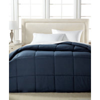 Royal Luxe Lightweight Microfiber Color Down Alternative Comforters (King, Queen, Full or Twin)
