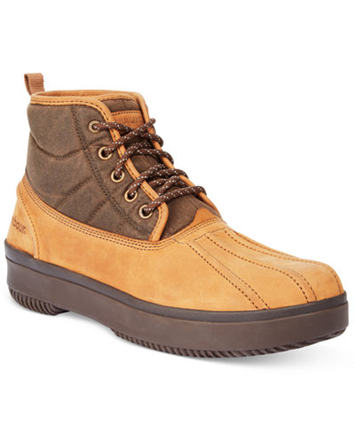 Barbour Men's Mr. Duck Casual Boots