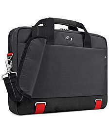 "Solo Pro Aegis 15.6"" Slim Briefcase"