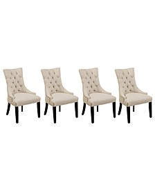 Marais Dining Parsons Chairs, Set of 4