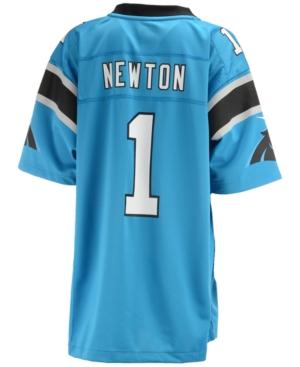 Nike Cam Newton Carolina Panthers Game Jersey, Big Boys (8-20)