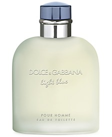 DOLCE&GABBANA Men's Light Blue Pour Homme Eau de Toilette Spray, 6.7 oz.