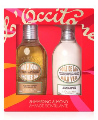 L'Occitane 2-Pc. En Provence Almond Gift Set - Shop All Brands ...