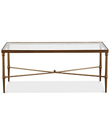 Fadden Rectangle Cocktail Table, Quick Ship