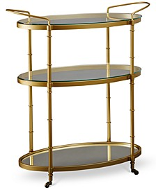 Carson Bar Cart, Quick Ship