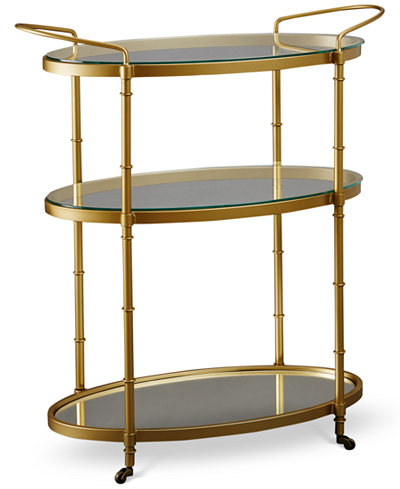 Caldon Bar Cart, Quick Ship