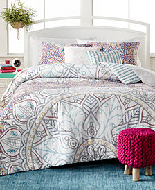 CLOSEOUT! Sibella 5-Pc. Comforter Sets