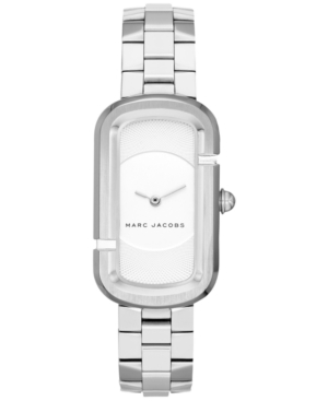 Marc Jacobs Women's The Jacobs Stainless Steel Bracelet Watc