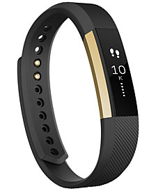 Fitbit Alta Black/Gold Activity Tracker