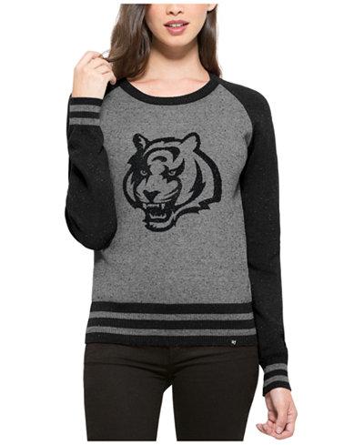 '47 Brand Women's Cincinnati Bengals Neps Sweater