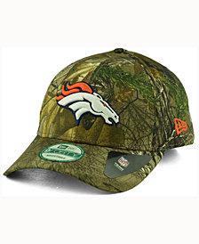 New Era Denver Broncos The League Realtree 9FORTY Cap