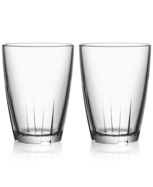 Kosta Boda Bruk 2-Pc. Tumbler Set