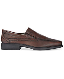 Ecco New Jersey Bike Toe Loafers