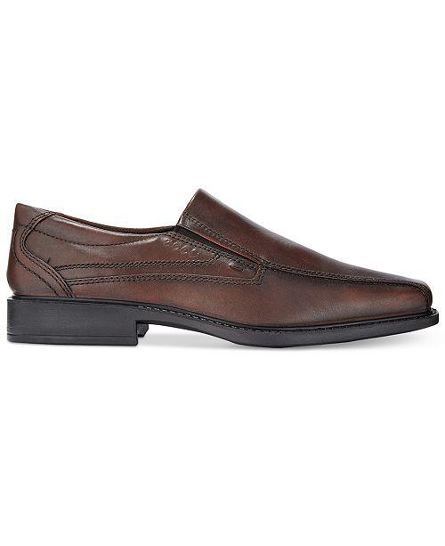 37b965a72da9 Ecco New Jersey Bike Toe Loafers   Reviews - All Men s Shoes - Men ...