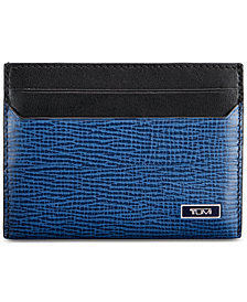 Tumi Men's Leather Slim Card Case