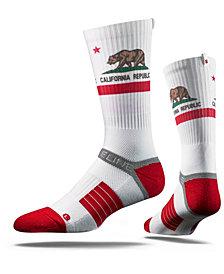 Strideline Men's California City Socks