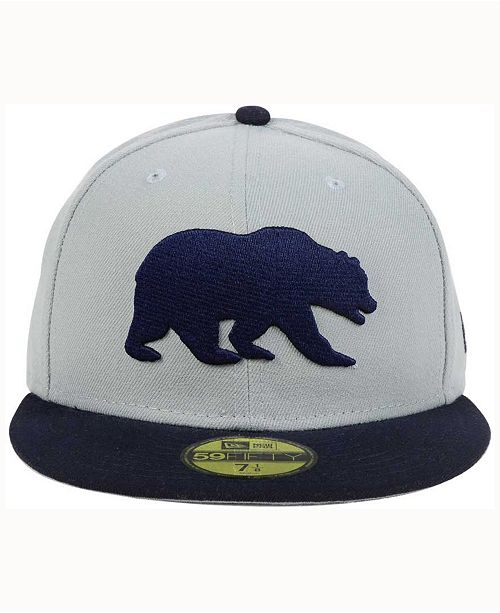 New Era California Golden Bears Grayson 59FIFTY Fitted Cap - Sports ... c7ede2b7e007