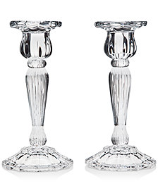 Godinger Lighting by Design Triumph 2-Pc. Candlestick Set