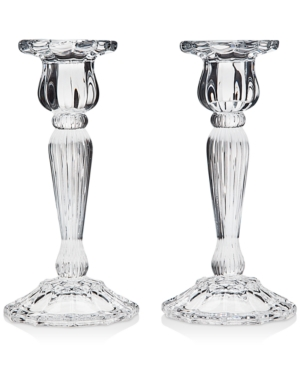 Godinger Lighting by Design Triumph 2Pc Candlestick Set