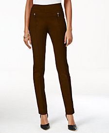 Style & Co Petite Pull-On Skinny Pants, Created for Macy's