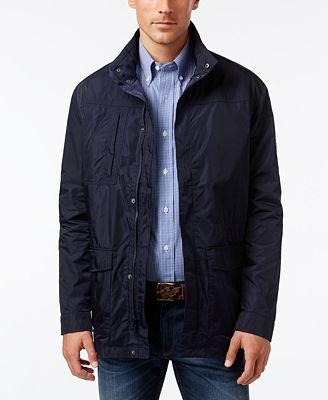 Cutter & Buck Men's Weathertec Birch Bay Field Jacket