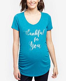 Motherhood Maternity Graphic T-Shirt