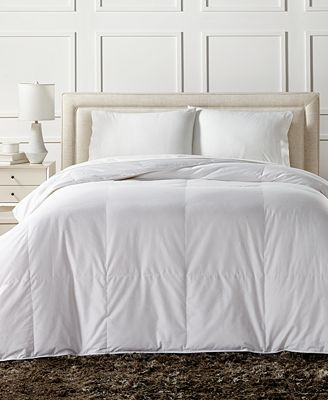 European White Down Lightweight Comforters Created For Macy S