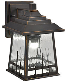 Dale Tiffany Rainier Bronze Wall Lighting