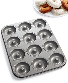 Martha Stewart Collection Nonstick Donut Pan, Created for Macy's