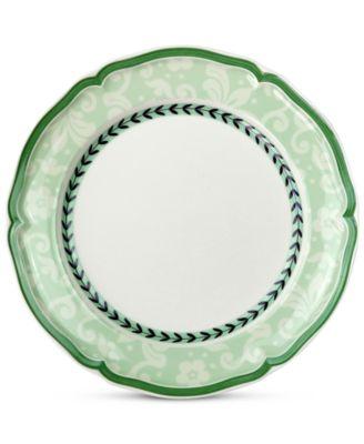 Villeroy u0026 Boch Dinnerware French Garden Dinner Plate - Dinnerware - Dining u0026 Entertaining - Macyu0027s  sc 1 st  Macyu0027s & Villeroy u0026 Boch Dinnerware French Garden Dinner Plate - Dinnerware ...