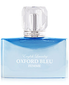 English Laundry Oxford Bleu Femme Eau de Parfum, 1.7 oz