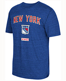 CCM Men's New York Rangers Stitches Needed T-shirt
