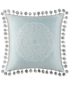 "Waterford Home Jonet 16"" Square Decorative Pillow"