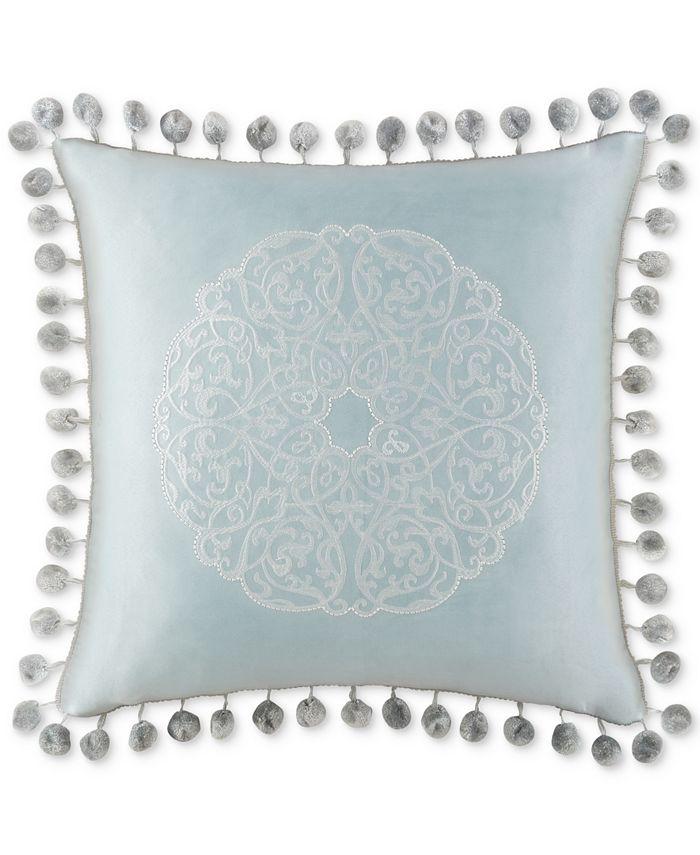 "Waterford - Jonet 16"" X 16"" Square Decorative Pillow"