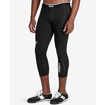 Polo Sport Mens Compression Active Pants