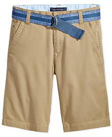 Big Boys Dagger Twill Shorts