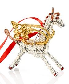 Global Goods Partners Flying Giraffe Ornament