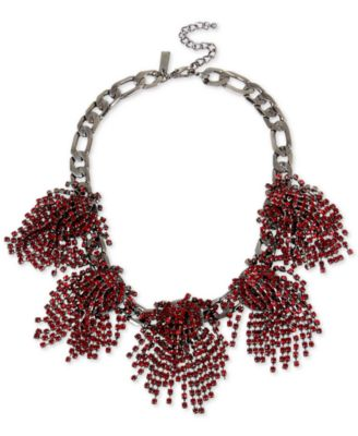 Image of M. Haskell for INC International Concepts Rhinestone Statement Necklace, Only at Macy's