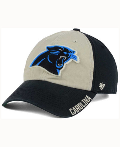 '47 Brand Carolina Panthers Middlebrook CLEAN UP Cap