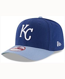 New Era Kansas City Royals Vintage Washed 9FIFTY Snapback Cap